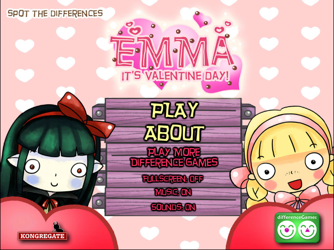 Emma - It's Valentines