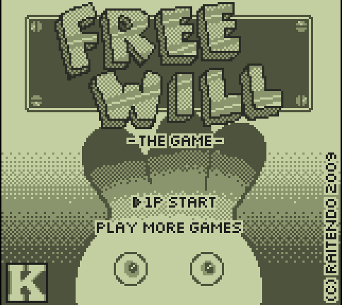 Free Will - The Game