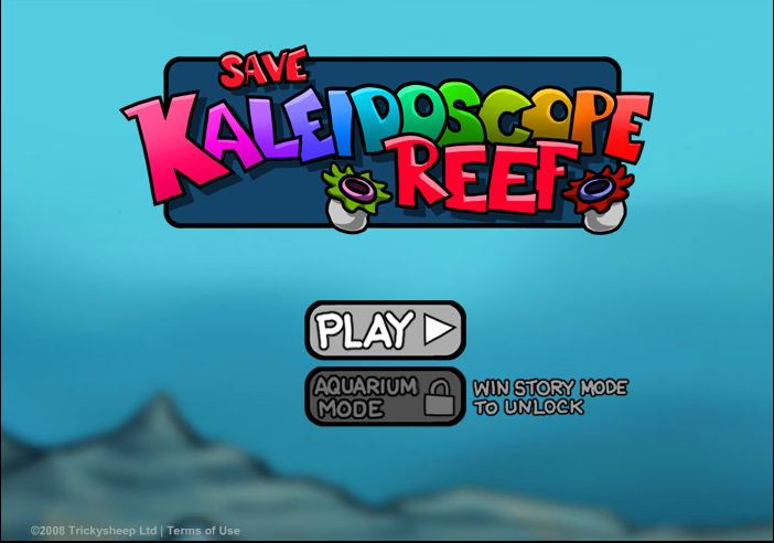 Kaleidoscope Reef