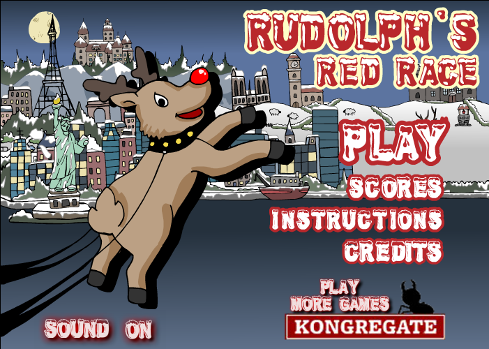Rudolph's Red Race