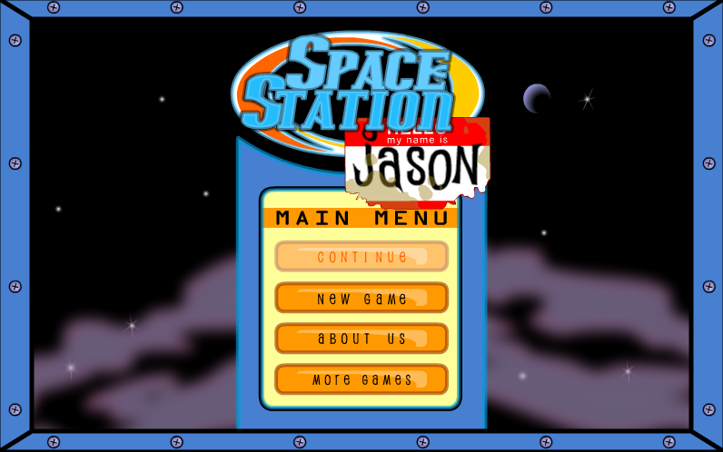 Space Station Jason
