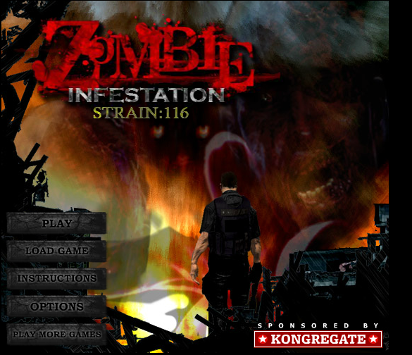 Zombie Infestation: Strain 116