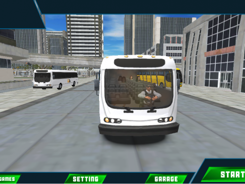 City Bus Simulator 3D