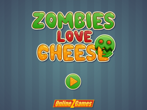 Zombies Love Cheese