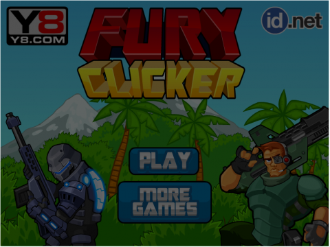 Fury Clicker