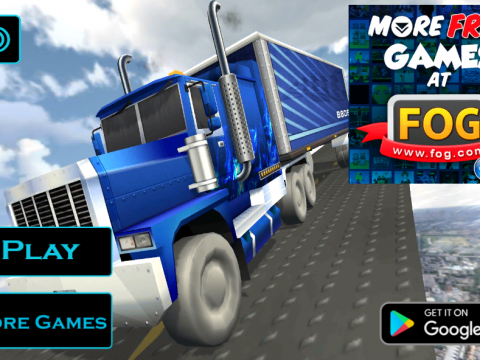 Impossible Truck Track Driving Game 2020